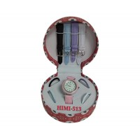Himi 513 Color Changeable Strap & Dial Quartz Watch for Women