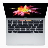 "Apple Macbook Pro 15"" 2017 - MPTT2 - 512GB - Touch Bar with integrated Touch ID sensor - English Only Keyboard- Gray"