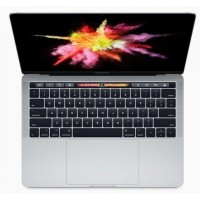 "Apple Macbook Pro 13"" 2017 - MPXV2 - 256GB - Touch Bar with integrated Touch ID sensor English Only Keyboard - Gray"