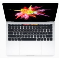 "Apple Macbook Pro 13"" 2017 - MPXX2 - 256GB - Touch Bar with integrated Touch ID sensor - English Only Keyboard - Silver"