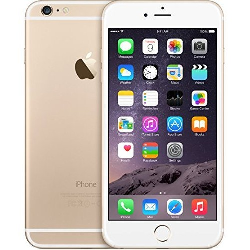 Apple iPhone 6S Plus- 16GB, 4G LTE, with FaceTime (Gold)