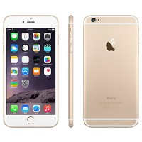 Apple iPhone 6S Plus- 128GB, 4G LTE, with FaceTime (Gold)