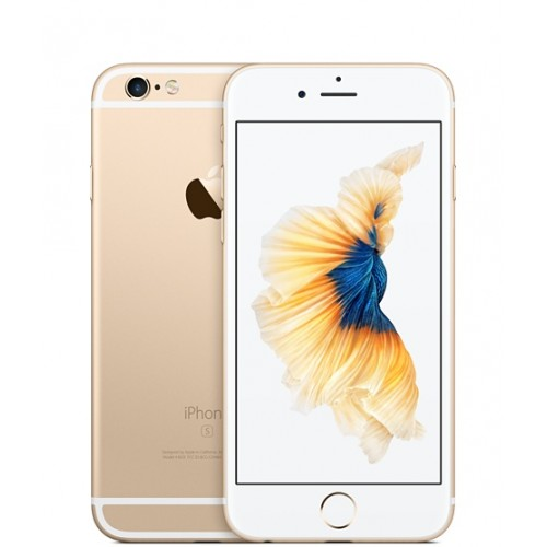 Apple iPhone 6S - 128GB, 4G LTE with FaceTime, (Gold)