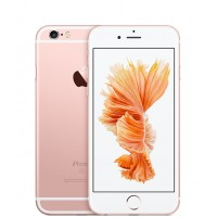 Apple iPhone 6S - 32GB, 4G LTE with FaceTime, (Rose Gold)