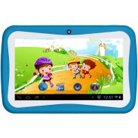 CCIT K7, Kids Tablet 1GB RAM, 16GB Storage Blue