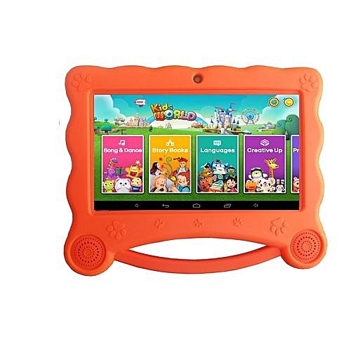 "CCIT K8, Kids Tablet, 7"" inch, 1GB RAM, 16GB Storage"
