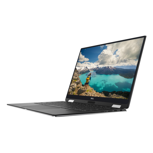 "Dell XPS 13 2-in-1 - 1061 - 13.3"" QHD Touch / Core i5 / 8GB RAM / 512GB SSD / Windows 10 [Silver]"