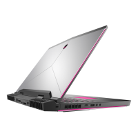 "Dell Alienware 15 - 1069 - 15.6"" Core i7 / 16GB RAM / 1TB / Windows 10 / Gaming Laptop [Silver]"