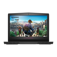 "Dell Alienware 17 - 1072 - 17.3"" Core i7 / 32GB RAM / 1TB / Windows 10 / Gaming Laptop [Silver]"