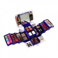 Kmes Miss Beauty Makeup Kit For Women - (White)