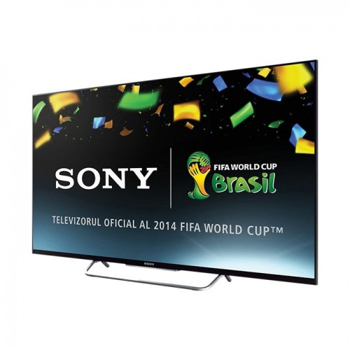 """Sony Bravia 50"""" 50W805 3D Smart LED TV With Android TV"""