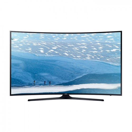 "Samsung 55"" UA55KU7350 4K UHD Curved Smart TV"
