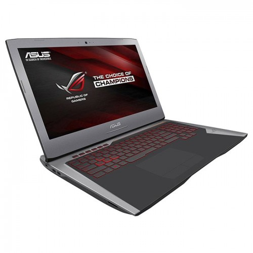 "ASUS ROG - G752VS-GB311T -17.3"" WXGA / Core i7 / 64GB RAM / 2TB HDD + 1TB SSD / 8GB VGA / Windows 10"