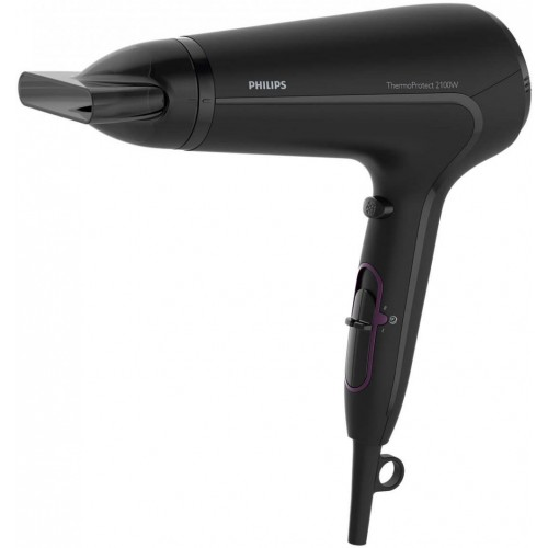 Philips Thermo Protect Hair Dryer, 2100 watt with Cool Shot - HP8230