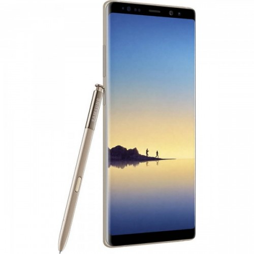 Samsung Galaxy Note 8 - 4G - 64GB - Dual Sim - Maple Gold