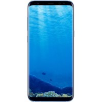 Samsung Galaxy S8 Plus, 64GB, Dual Sim, 4G [Coral Blue]