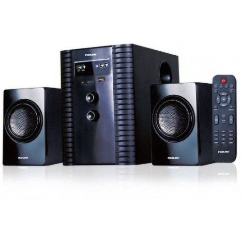Home Theater System Nikai 2.1 Channel, NHT2100BT