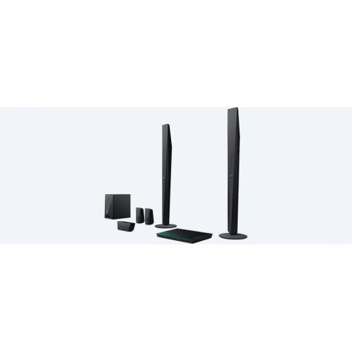 Sony 5.1 Channel - BDV-E4100 - Blu-ray Home Cinema System with Bluetooth