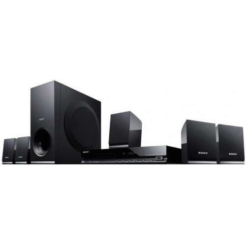 Home Theater Sony DVD System - DAV-TZ140