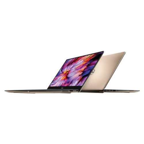 """Dell XPS 13 2-in-1 - 1016 - 13.3"""" QHD Touch / Core i7 / 8GB RAM / 256GB SSD / Windows 10 [Rose Gold]"""