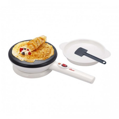 """He-House Crepe Maker with Tray and Spatula 20"""" - HE-3590"""
