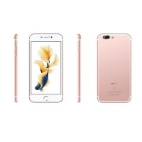 Mione I7s Plus Smartphone, 32GB, 3GB, 4G [Rose Gold]