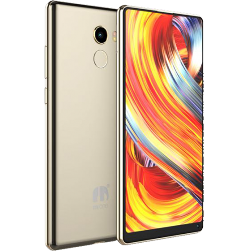 Mione 4, Face Unlock+Fingerprint, 2GB Ram, 16GB [Gold]
