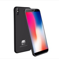 Mione Mix 8, Infinity Display, 3GB, Ram, 32, GB, 4G [Black]