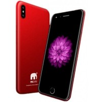 Mione N8, 13 MP SmartPhone, 3GB Ram, 32GB [Red]
