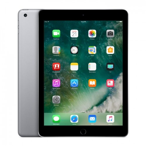 Apple iPad 9.7 2017 5th gen with FaceTime - 32GB Wifi + 4G LTE - Space Gray
