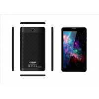 S-color X6000, Dual SIM, 2GB, 16GB, 4G Android 7.0 [Black]