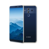 S-COLOR MATE10 Pro with Fingerprint & Face Unlock 3GB RAM 32GB 5.8 inch HD Screen Blue