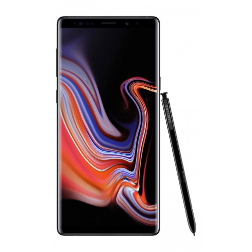 Samsung Galaxy Note 9 - 6GB RAM, 128GB, Dual SIM, 4G LTE [Black]