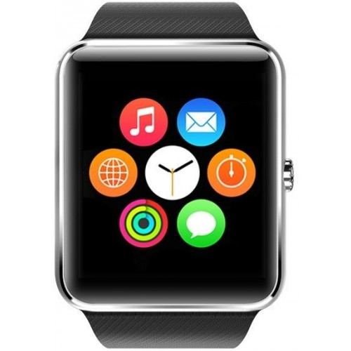 iWatch Smart Phone Watch with Bluetooth Connection for Samsung Galaxy and Apple Smart Phones