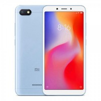 Xiaomi Redmi 6A Dual Sim, 16GB, 2GB RAM, 4G LTE, Blue [International version]