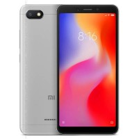 Xiaomi Redmi 6A Dual Sim, 16GB, 2GB RAM, 4G LTE, Gray [International version]