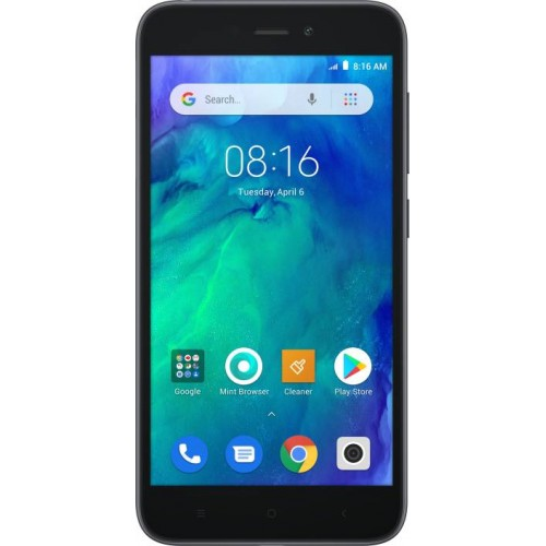 Xiaomi Redmi Go Dual SIM - 16GB, 1GB RAM, 4G LTE, Black - Global Version